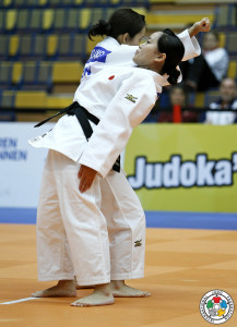 Ju-no-kata op WK KATA 2015