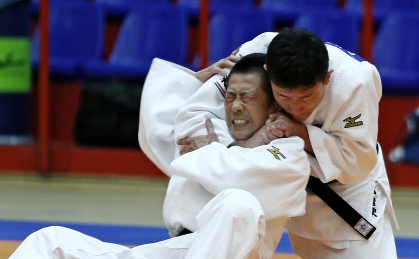 Katame-no-kata op WK KATA 2015