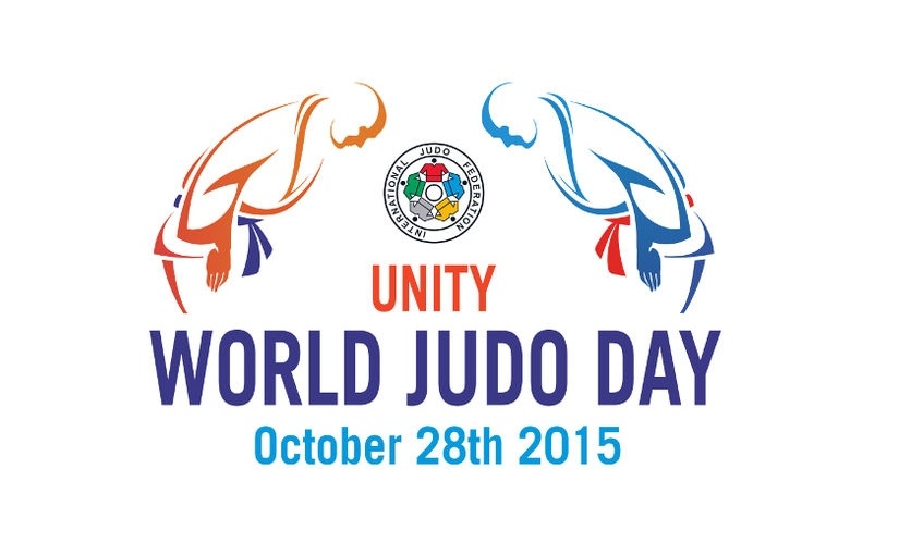 World Judo Day 2015: Unity
