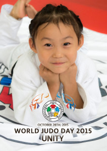World Judo Day 2015 Unity