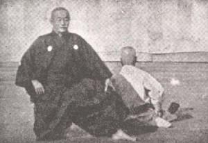 Koshiki no kata van Kano