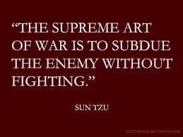 Sun Tzu Art of Wart