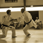 Koshiki-no-kata Sebastiaan Fransen en Dennis Hortensius