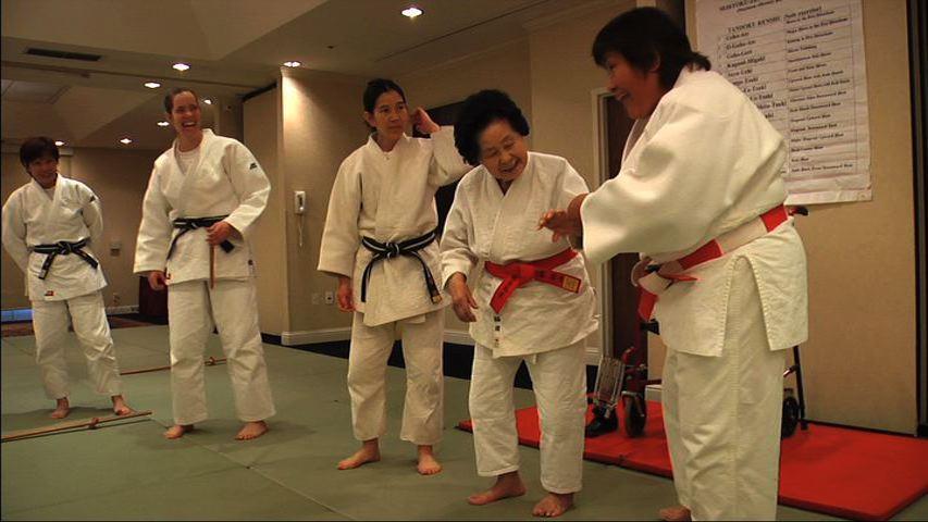 Fukuda Keiko sensei