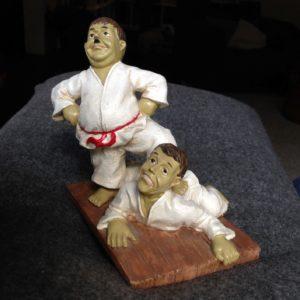 Judoka Laurel & Hardy