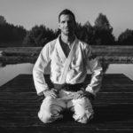 Sebastiaan op BJJ Globetrotters Zen Camp 2018