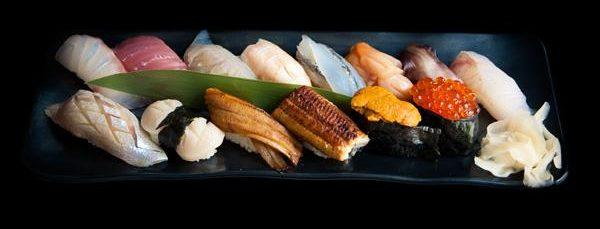 Eenvoud Sushi Morikawa